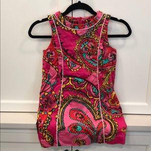 Lilli Pulitzer girls dress